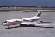 Tu-134 (LZ-TUD)