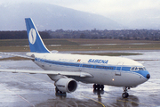 Airbus A310-222/F (OO-SCB)