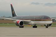 Boeing 787-8 Dreamliner (JY-BAB)
