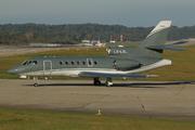 Dassault Falcon 50EX (LX-LXL)