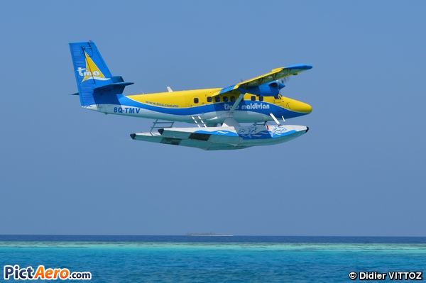 De Havilland Canada DHC-6-300 Twin Otter (Trans Maldivian Airways)