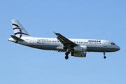 Airbus A320-232 (SX-DGC)