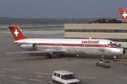 Dougals DC-9-32 (HB-IFZ)