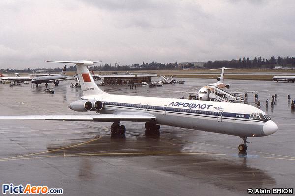 Iliouchine Il-62M (Aeroflot)