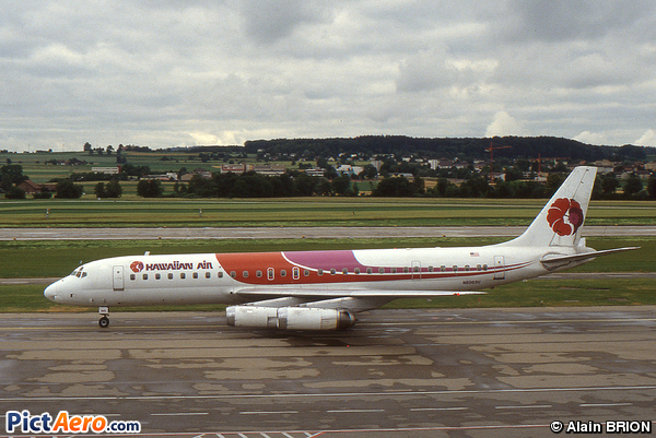 Douglas DC-8-62 Jet Trader (Hawaiian Airlines)