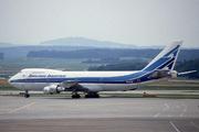Boeing 747-287B (LV-MLP)