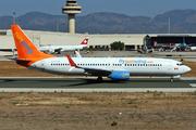 Boeing 737-8BK (C-FTJH)