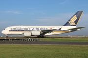 Airbus A380-841 (9V-SKB)