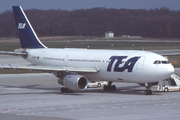 Airbus A300B1 (OO-TEF)