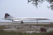 Aérospatiale/BAC Concorde 101 (G-BOAC)