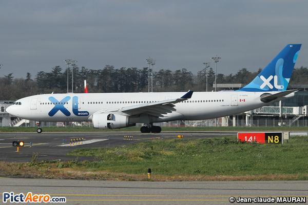 Airbus A330-243 (XL Airways)