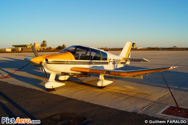 Robin DR 400-180 (Aéroclub de la Côte d'Azur)