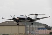 Beech Super King Air 350 (OO-OCA)