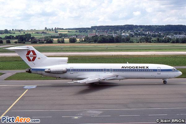 Boeing 727-276/Adv (Aviogenex)