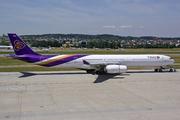 Airbus A340-642 (HS-TNC)