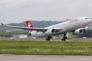 Airbus A330-343X (HB-JHG)
