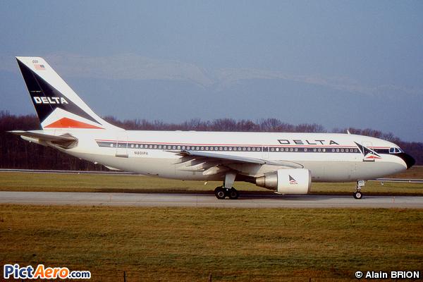 Airbus A310-222/F (Delta Air Lines)