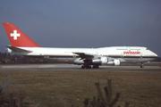 Boeing 747-357M (HB-IGG)