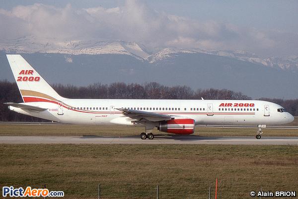 Boeing 757-28A/SF (Air 2000)