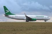 Boeing 737-82K (EZ-A016)
