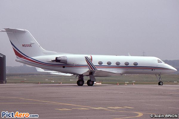Gulfstream Aerospace G-1159A Gulfstream G-III (Exxon Corp. Dallas TX)