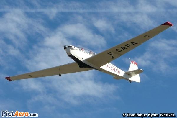 Scheibe SF-28A Falke Tandem (ASSOC VELIVOLE PERPIGNAN ROUSSILLON)