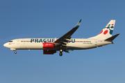Boeing 737-8Z9/WL  (OK-TVX)