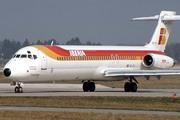 McDonnell Douglas MD-87 (DC-9-87) (EC-EYZ)