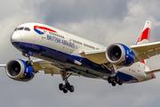 Boeing 787-8 Dreamliner (G-ZBJA)
