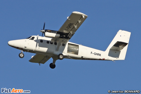 De Havilland Canada DHC-6-200 Twin Otter (Privé)