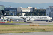 Airbus A340-642 (ZS-SNC)