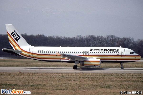 Airbus A320-231 (Inter European Airways)