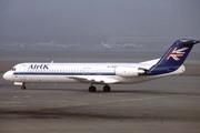 Fokker 100 (F-28-0100) (G-UKFB)