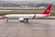 Boeing 737-86Q (HB-IIR)