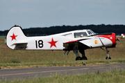 Yakovlev Yak-18T (HA-CBG)