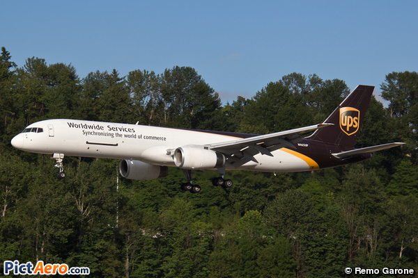 Boeing 757-24A/PF  (United Parcel Service - UPS)