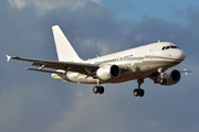 Airbus A318-112CJ Elite (LX-GJC)