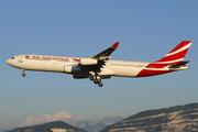 Airbus A340-312 (3B-NAU)