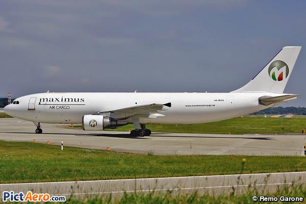 Airbus A300B4-622R(F) (Maximus Air Cargo)