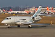 Dassault Falcon 2000 (HB-IBH)
