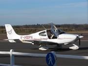 Cirrus SR-20 (F-HBPN)