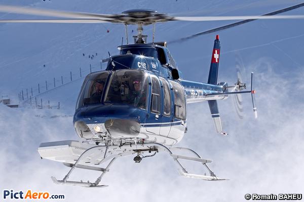 Bell 407 (Heliswiss)