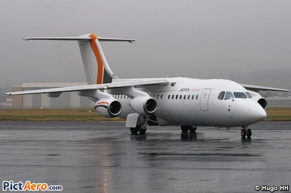 British Aerospace BAe 146-200 (Jota Airlines)