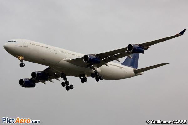 Airbus A340-313X (AeroTurbine)