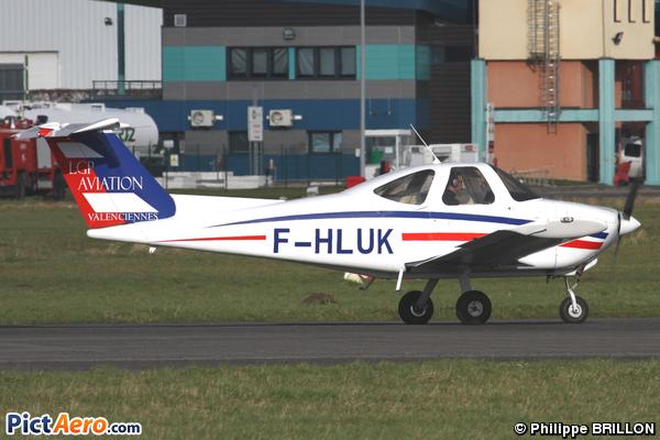 Beech 77 Skipper (Gilles Polomé Aviation sarl)