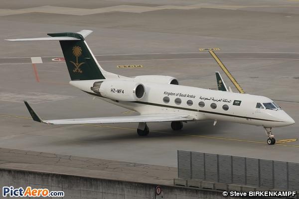 Gulfstream Aerospace G-IV Gulfstream G-300 (Saudi Arabia - Kingdom of Saudi Arabia)
