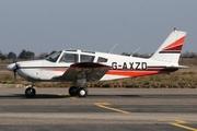 PA-28-180 Cherokee (G-AXZD)