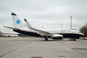 Boeing 737-7BC/BBJ  (P4-PRM)