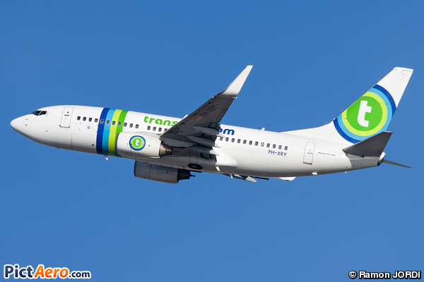 Boeing 737-7K2/WL (Transavia Airlines)