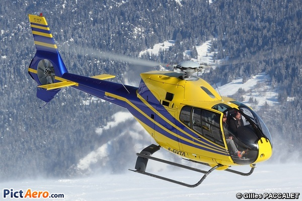 Eurocopter EC-120B Colibri (JAA) (Umbogo Communication Sarl)